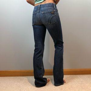 Joe's Jeans Medium Wash.  Bootcut.  Size 25